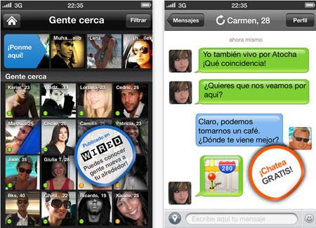 Badoo para iPhone