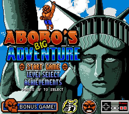 Abono's Big Adventure
