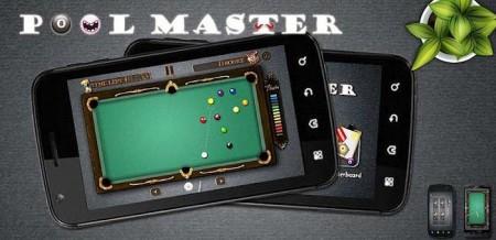 Billar Maestro Pool