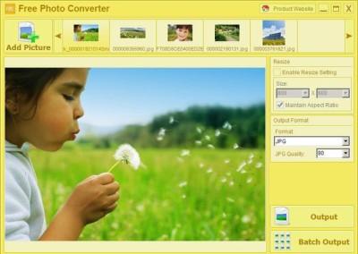 Free-Photo-Converter