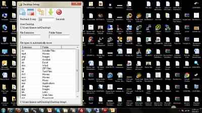 desktop intray