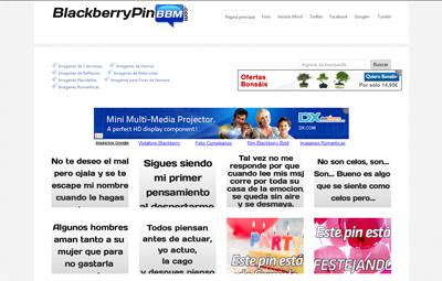 BlackberryPinBBM