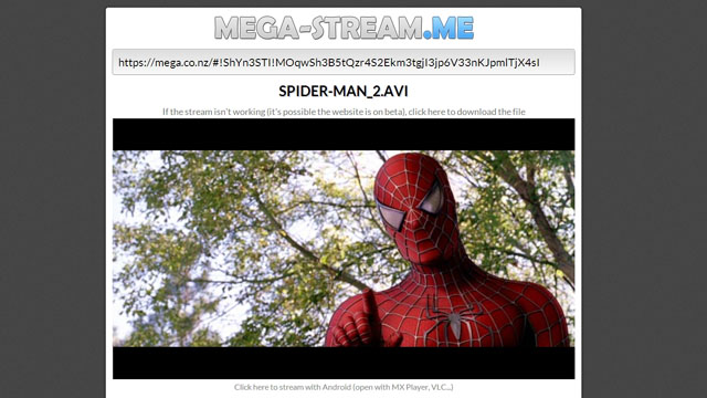mega-stream