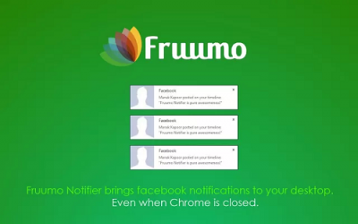 Fruumo Notifier