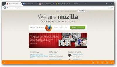 Firefox Windows 8