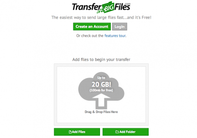 TransferBigFiles