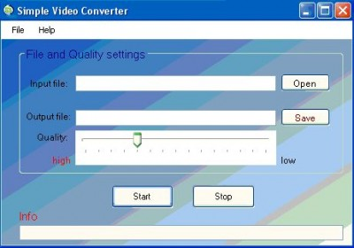 Simple-Video-Converter