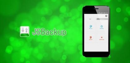 JSBackup