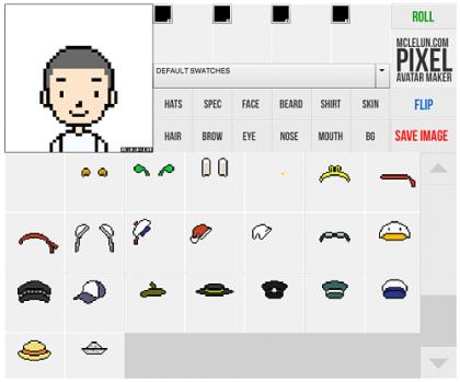 Pixel Avatar Maker