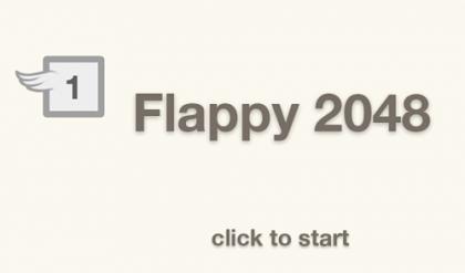Flappy-2048