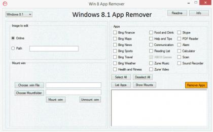 Windows 8 App Remover