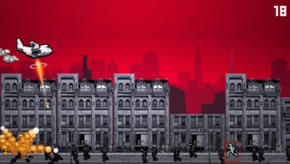 Zombie Gunship Arcade