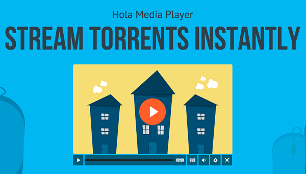 Hola Media Player