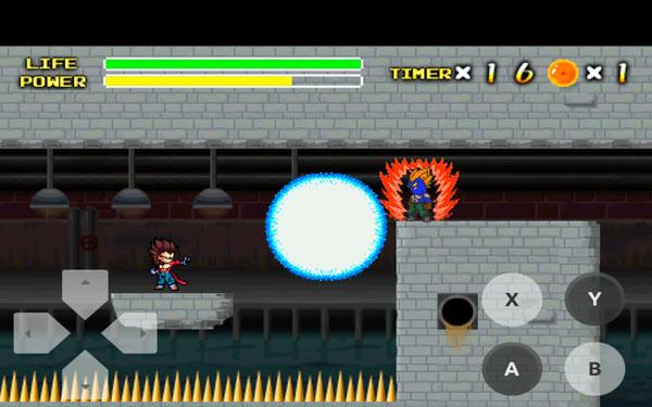 Dragon Ball Super Android