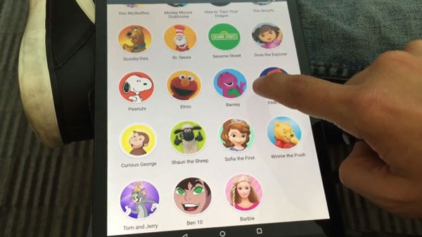 Google Play for Families