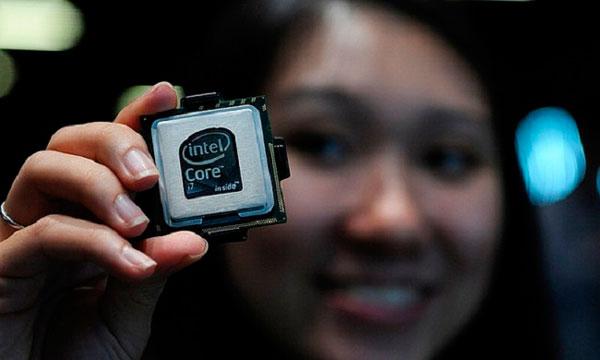Intel y ADM presenta procesadores