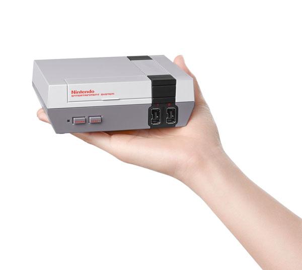 Nintendo NES Clasica Nueva Noviembre